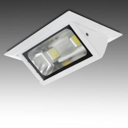 Foco Downlight LED Rectangular Orientable