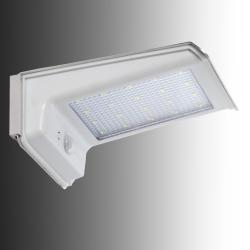 Aplique LED Solar burgo IP65 20x2835SMD Sensor Luz + Movimiento