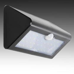 Aplique LED Solar Faraján IP65 38x2835SMD Sensor Luz + Movimiento