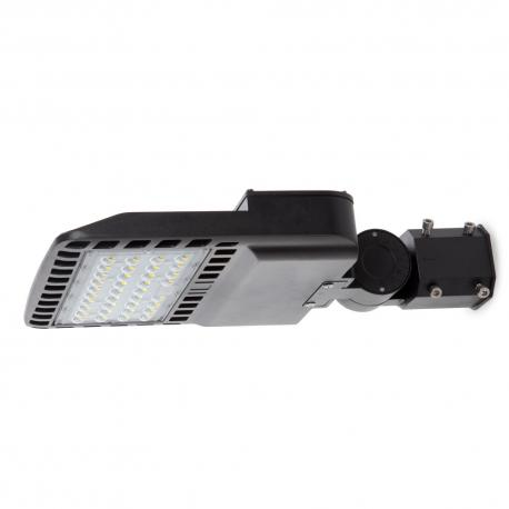 Farola LED IP66 100W 130Lm/W Philips 3030 Driver Meanwell Regulable ELG 0-10V - Imagen 1