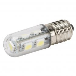 Bombilla de LEDs E14 Pebetera 48Mm Largo 1W 100Lm 30.000H