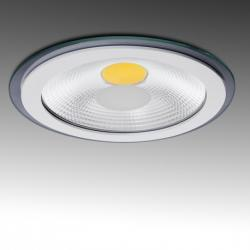 Foco Downlight LED Circular COB Ø150Mm 10W 800Lm 30.000H