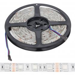 Tira LED 300 X SMD 5050 5M RGB IP65