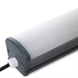 Equipo Estanco LED SlimLine 60W 4800Lm IP65 30000H