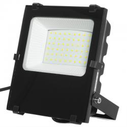 Proyector LED SMD 10W 130Lm/W IP65 IP65 50000H Regulable