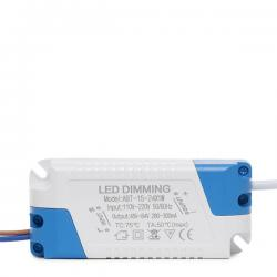 Driver Dimable Placa de LEDs 18W