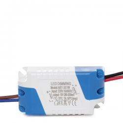 Driver Dimable Foco Downlight LED 3W - Imagen 1