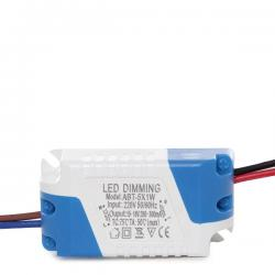 Driver Dimable Foco Downlight LEDs Ecoline 5W - Imagen 1