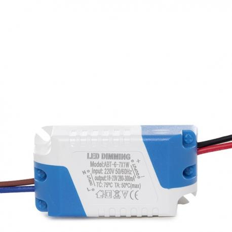 Driver Dimable Foco Downlight LED 7W - Imagen 1