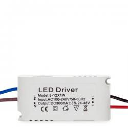 Driver Dimable Foco Downlight LED 9W