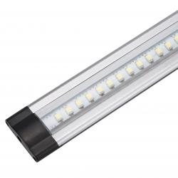 Luminaria LED Plana Estanterías 1000Mm 11W 30.000H