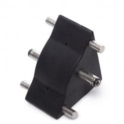 Conector Recto Regleta Triangular
