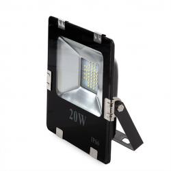 Foco Proyector LED IP65 20W 2000Lm 30.000H
