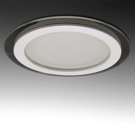 Foco Downlight LED Circular con Cristal Ø160Mm 12W 900Lm 30.000H - Imagen 1