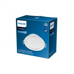 "Downlight LED Philips ""Diamond Cut"" Circular 5W 420Lm Blanco 3000K [PH-915005811231]"
