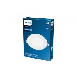 "Downlight LED Philips ""Slim"" Circular 9W 630Lm Blanco 3000K [PH-929002357501]"
