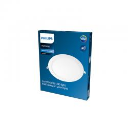 "Downlight LED Philips ""Slim"" Circular 20W 1750Lm Blanco 3000K [PH-929002357801]"