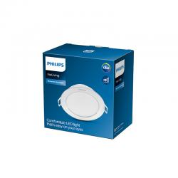 "Downlight LED Philips ""Diamond Cut"" Circular 3,5W 300Lm Blanco 2700K [PH-929002515131]"