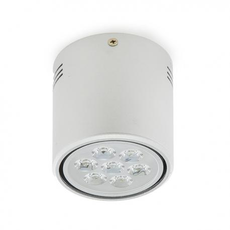Foco Downlight LED de Superficie Aluminio 7W 700Lm 30.000H - Imagen 1