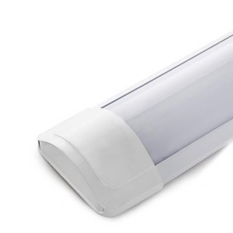 Luminaria LED Lineal Superficie 600Mm 18W 1800Lm 30.000H - Imagen 1
