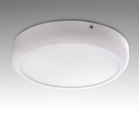 Plafón LED Circular Superficie Style 174Mm 12W 960Lm 30.000H - Imagen 1