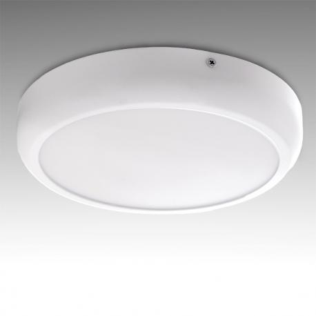Plafón LED Circular Superficie Style 300Mm 24W 1800Lm 30.000H - Imagen 1