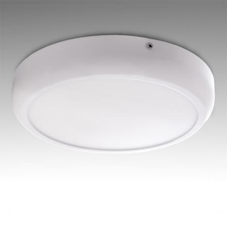 Plafón LED Circular Superficie Style 220Mm 18W 1440Lm 30.000H - Imagen 1