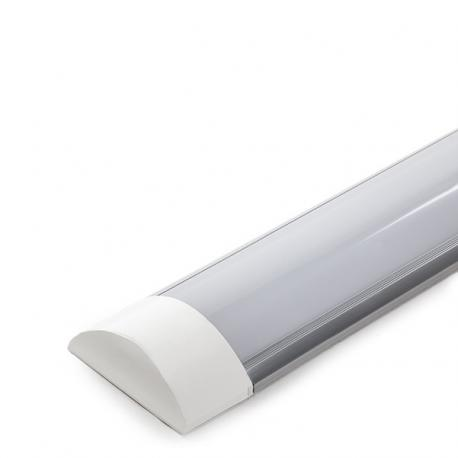 Luminaria LED 300Mm Lineal Superficie 10W 900Lm 30.000H - Imagen 1