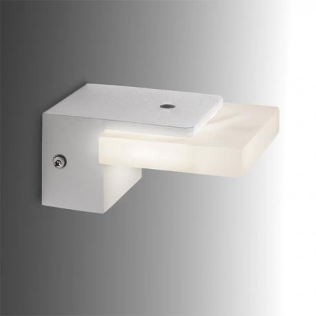 Aplique de Pared LED 5W 500Lm Blanco Charlotte - Imagen 1