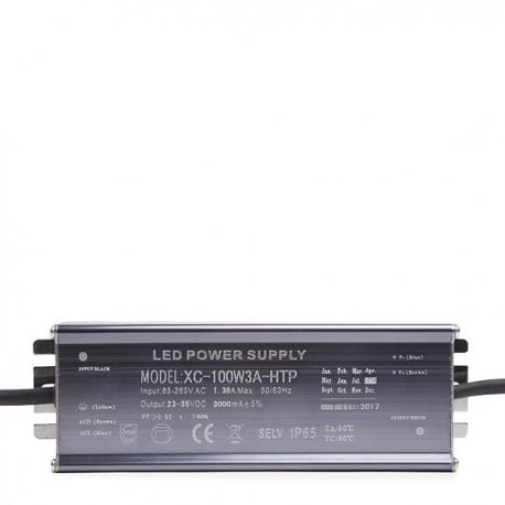Driver No Dimable Foco Proyector LED 100W - Imagen 1