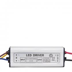 Driver No Dimable Foco Proyector LED 20W
