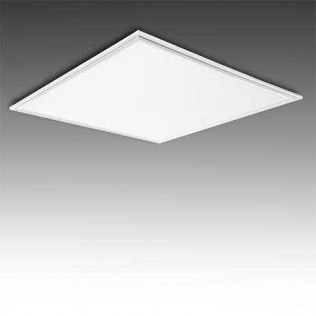 Panel LED 595X595X12Mm Marco Blanco 36W 2380Lm 30.000H - Imagen 1