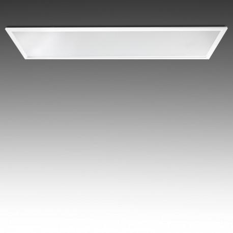 Panel LED 600X300mm 24W Marco Blanco - Imagen 1