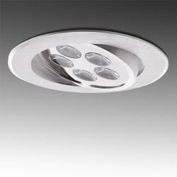 Foco Downlight LED Ecoline Circular 5W 500Lm 30.000H