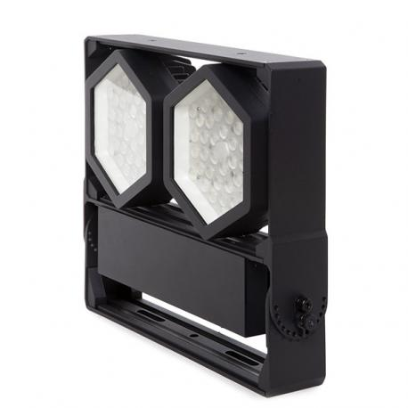 Foco Proyector LED IP66 200W 145Lm/W Cree 3030 60º Driver Meanwell HLG - Imagen 1