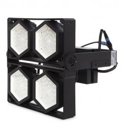 Foco Proyector LED IP66 400W 145Lm/W Cree 3030 60º Driver Meanwell HLG