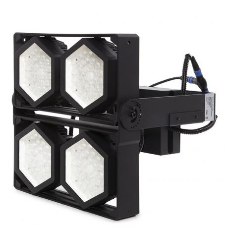 Foco Proyector LED IP66 400W 145Lm/W Cree 3030 60º Driver Meanwell HLG - Imagen 1