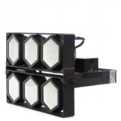 Foco Proyector LED IP66 600W 145Lm/W Cree 3030 60º Driver Meanwell HLG