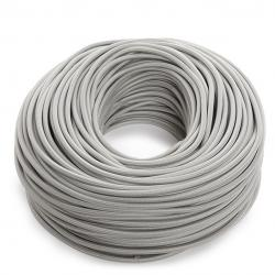 Cable Redondo 2X0,75 Gris