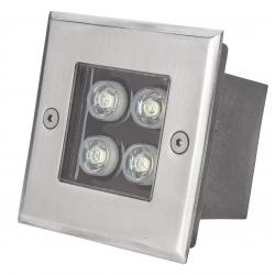 Foco LED IP67 Empotrar 4W 380Lm 30.000H Kimberly