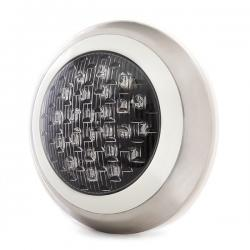 Foco de Piscina de LEDs Montaje Superficie Ø300Mm 24W Blanco Natural