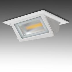 Downlight Rectangular 45W 110-240V IP44